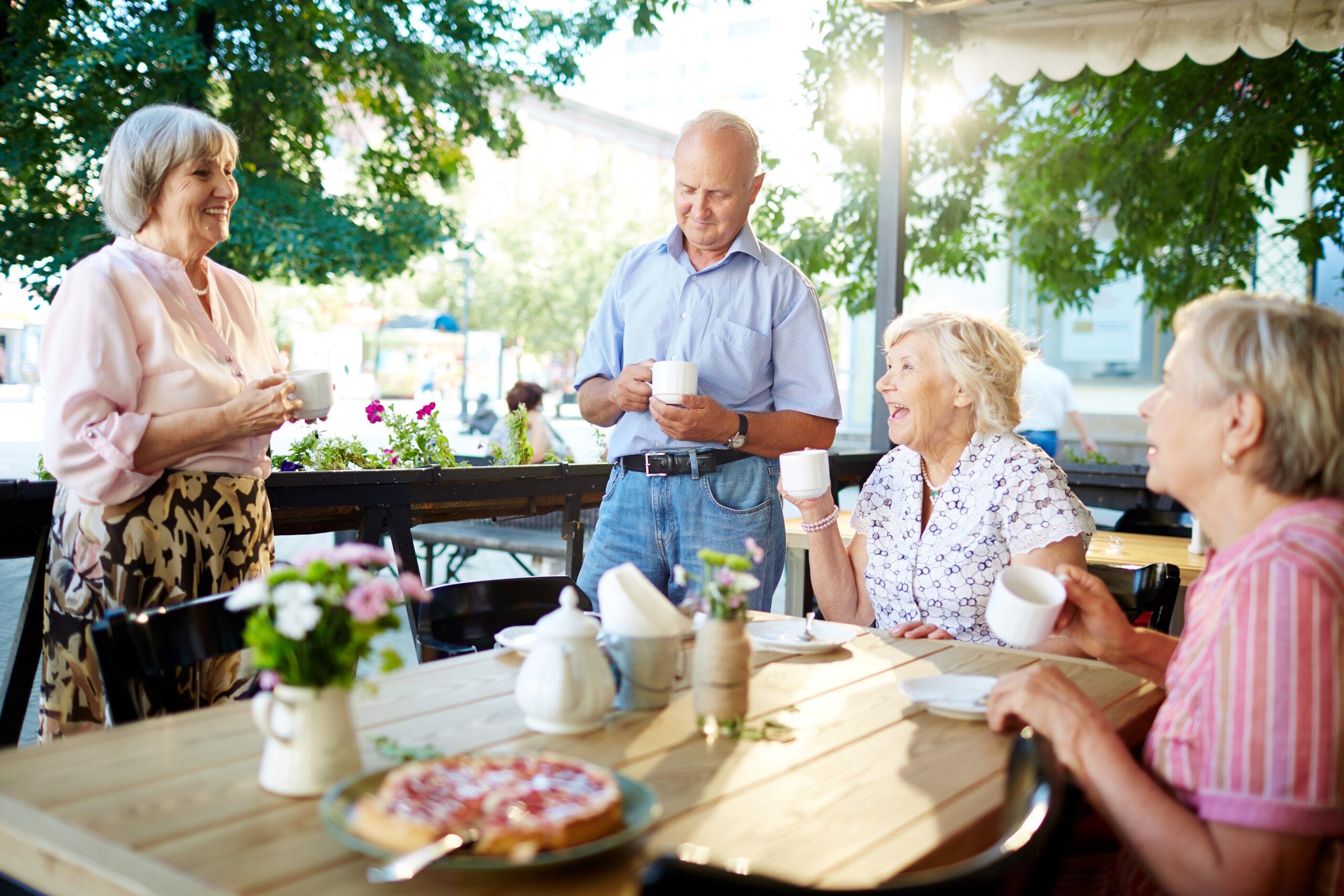 Living in the 21st Century – Strategies for Seniors